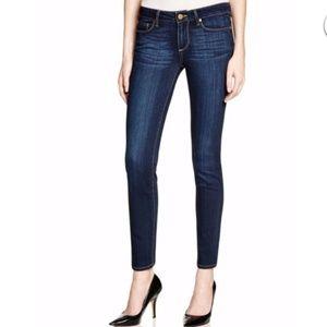 Paige Skyline Skinny Jeans Boyd Dark Wash Size 27